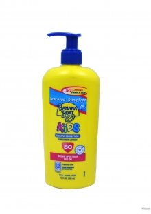 BANANA BOAT KIDS T &S FREE LOT SPF 50 12 OZ 1015110030646 079656050851