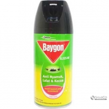 BAYGON AEROSOL YELLOW FRESH SCENT 275 ML 1011040020042 8998899400341