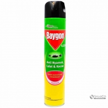 BAYGON AEROSOL YELLOW FRESH SCENT 750 ML 1011040020044 8998899001173