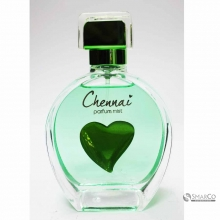 CHENNAI  PARFUME MIST HEART BLUE 88 ML 8997001354640