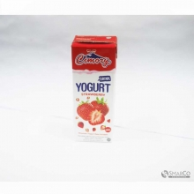 CIMORY UHT YOGHURTY STRAWBERRY 200 ML 1017160010017 8993200663828