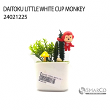 DAITOKU LITTLE WHITE CUP MONKEY 24021225