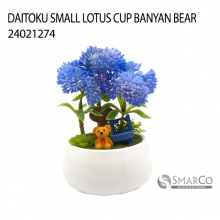 DAITOKU SMALL LOTUS CUP BANYAN BEAR 24021274
