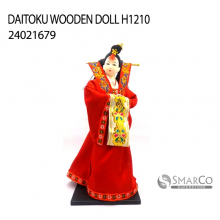 DAITOKU WOODEN DOLL H1210 24021679