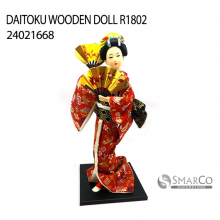 DAITOKU WOODEN DOLL R1802 24021668