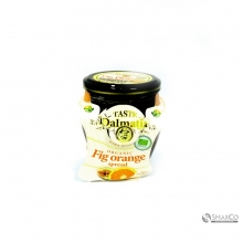 DALMATIA ORGANIC FIG ORANGE SPREAD 240 GR 1014180040176 3859891515363
