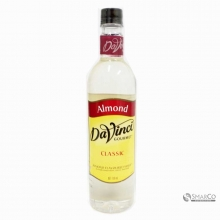 DAVINCI ALMOND SYRUP 750 ML 1012040040069 9556592610246