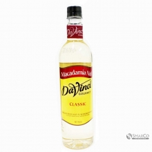 DAVINCI MACADAMIA NUT 750 ML 1012040040084 9556592610222