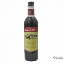 DAVINCI RASPBERRY 750 ML 1012040040102 9556592610482