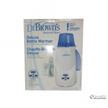 DR.BROWN DELUXE ELECTRIC BOTTLE & FOOD WARMER (TYPE PLUG) 6061010030008 072239008515