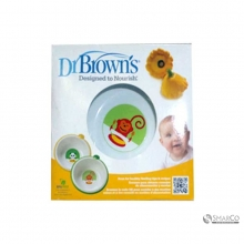 DR.BROWN FEEDING BOWLS-2-PACK 6061010040084 072239007303