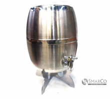 DRUM WINE S.STEEL 4L NO. 125 (389 D-12) 24347015
