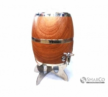 DRUM WINE WOOD 4L NO. 122 (389 D-11) 24347011