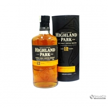 HIGHLAND PARK SINGLE MALT 12 YEAR 750 ML 087236400095