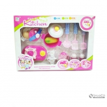KITCHEN SET TOYS NO.3372 3037020030209 24375105