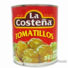 LA COSTENA MEXICAN FOOD GREEN TOMATILLO IN CAN 076397008288