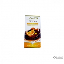 LINDT CREATION SUMPTUOUS ORANGE DARK 100 1014050020640 3046920022569