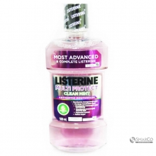 LISTERINE MULTI PROTECT CLEAN MINT BOTOL 1015090020035 8850007812852