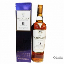 MACALLAN 18 YO SINGLE MALT 750 ML 1012060040121 5010719187003