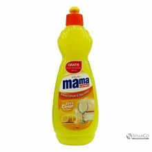 MAMA LEMON DISHWASH BTL 750 ML 10 x 27 1011030010009 8998866182188