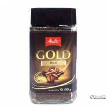 MELITTA GOLD MILD COFFEE 100 GR 1014090020403 4002720006559