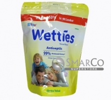 MITU WETTIES REFILL LEMON 90`S 8992750540528