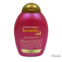 OGX ANTI BREAKAGE KERATIN OIL SHAMPOO 385 ML 1015060020846 022796917515