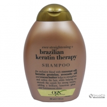 OGX BRAZILIAN KERATIN THERAPY SHAMPOO 385 ML 1015060020842 022796916013