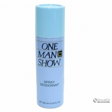 ONE MAN SHOW DEO BIRU 125 ML 1015030090202 8992895110204