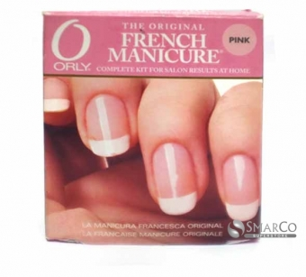 ORLY FRENCH MANICURE PINK KIT 079245420300