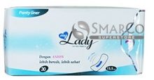 PEMBALUT MY LADY PANTYLINERS (30 PADS) 1011050020001 8997021770031
