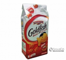 PERRERIDGE CHEDDAR CHEESE GOLDFISH 187 GR PCS 014100085478