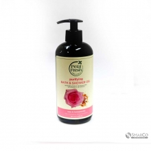 PETAL FRESH ROSE & HONEYSUCKLE BATH &SHO 1015040011012 713708701741