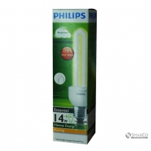 PHILIPS ESSENTIAL 14W WW E27 220-240V 1CT12 KOTAK 3032120010015 8718291791935