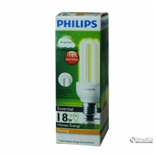 PHILIPS ESSENTIAL 18W WW E27 220-240V 1CT12 KOTAK 3032120010017 8718291791973