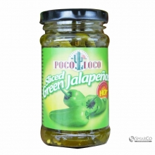POCO LOCO SLICED GREEN JAPALENOS 1014170060623 5412514931001
