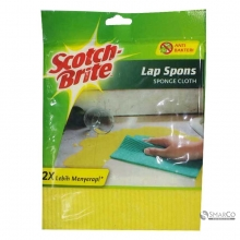 SCOTCH BRITE LAP SPONS ID 82 3034020040023 8992806631378