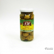 S&W QUEENS OLIVES PCS 4.45 OZ 1014140030011  011194553760