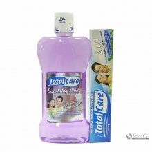 TOTAL CARE MOUTH WASH 500 ML SPARKLING W 1015110030482 8999908339003