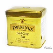 TWININGS EARL GREY TIN 100 GR 1014090030286 070177029623