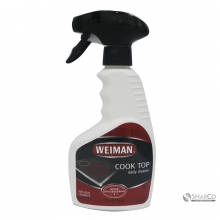 WEIMAN COOK TOP DAILY CLEANER 355 ML 041598000706