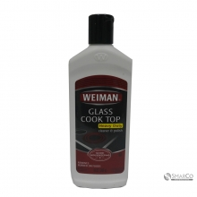 WEIMAN COOK TOP HEAVY DUTY CLEANER &POLISH 237 ML 041598140389