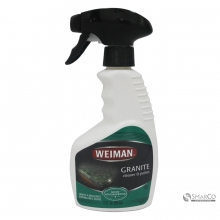 WEIMAN GRANITE CLEANER&POLISH 355 ML 041598000782
