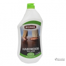 WEIMAN HARDWOOD FLOOR POLISH 798 ML 041598000225