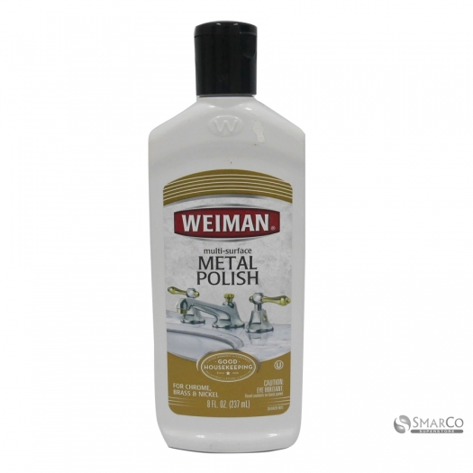 WEIMAN METAL POLISH 237 ML 041598080265