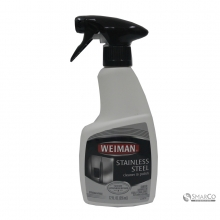 WEIMAN STAINLESS STEEL CLEANER&POLISH 355 ML