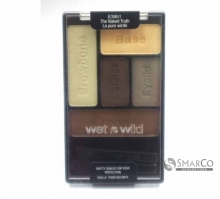 WET N WILD COLOR ICON EYE SHADOW PALLETE NAKED TRUTH 4049775539519