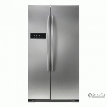 LG KULKAS SIDE BY SIDE GC-B207GLQV - SILVER