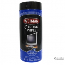 WEIMAN ETRONIC WIPES 30 CT 041598000539