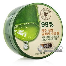 THE SAEM ALOE SOOTHING GEL 300 ML 1015110030747 8806164153918